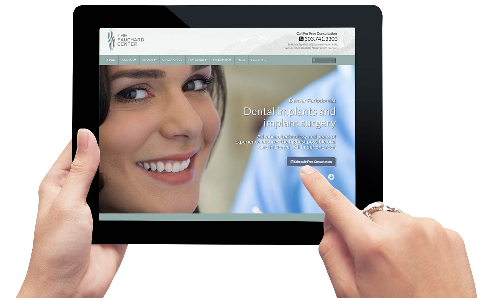 Dental Websites featuring Smart Designs